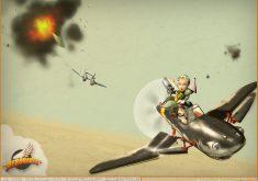 Aeronauts Wallpaper 003