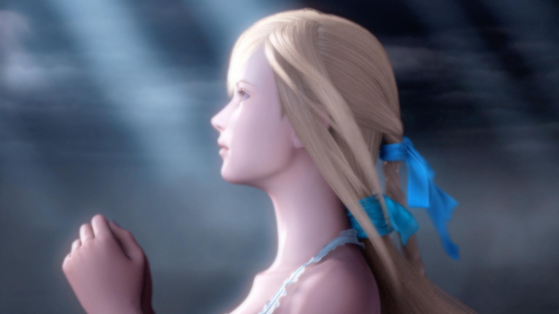 Final Fantasy III Wallpaper 010 – Reflection