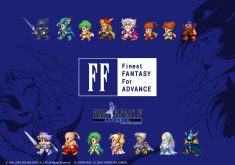 Final Fantasy IV Wallpaper 002 – Advance 02