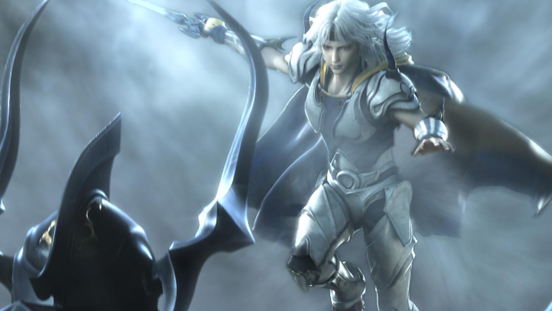 Final Fantasy IV Wallpaper 010 - Cecil   Wallpapers ...