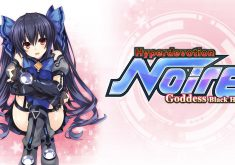 Hyperdevotion Noire: Goddess Black Heart Wallpaper 015 – Noire