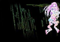 Hyperdimension Neptunia Re;Birth 2: Sisters Generation Wallpaper 005 – Nepgear, Uni, Rom & Ram