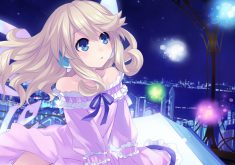 Hyperdimension Neptunia Re;Birth 2: Sisters Generation Wallpaper 008 – Histoire