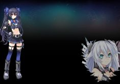 Hyperdimension Neptunia Re;Birth 3: V Generation Wallpaper 012 – Noire