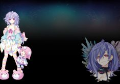 Hyperdimension Neptunia Re;Birth 3: V Generation Wallpaper 013 – Plutia