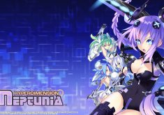 Hyperdimension Neptunia Wallpaper 001 – Four Goddesses