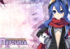 Hyperdimension Neptunia Wallpaper 012 – Nisa