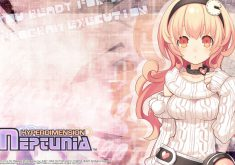 Hyperdimension Neptunia Wallpaper 017 – Compa