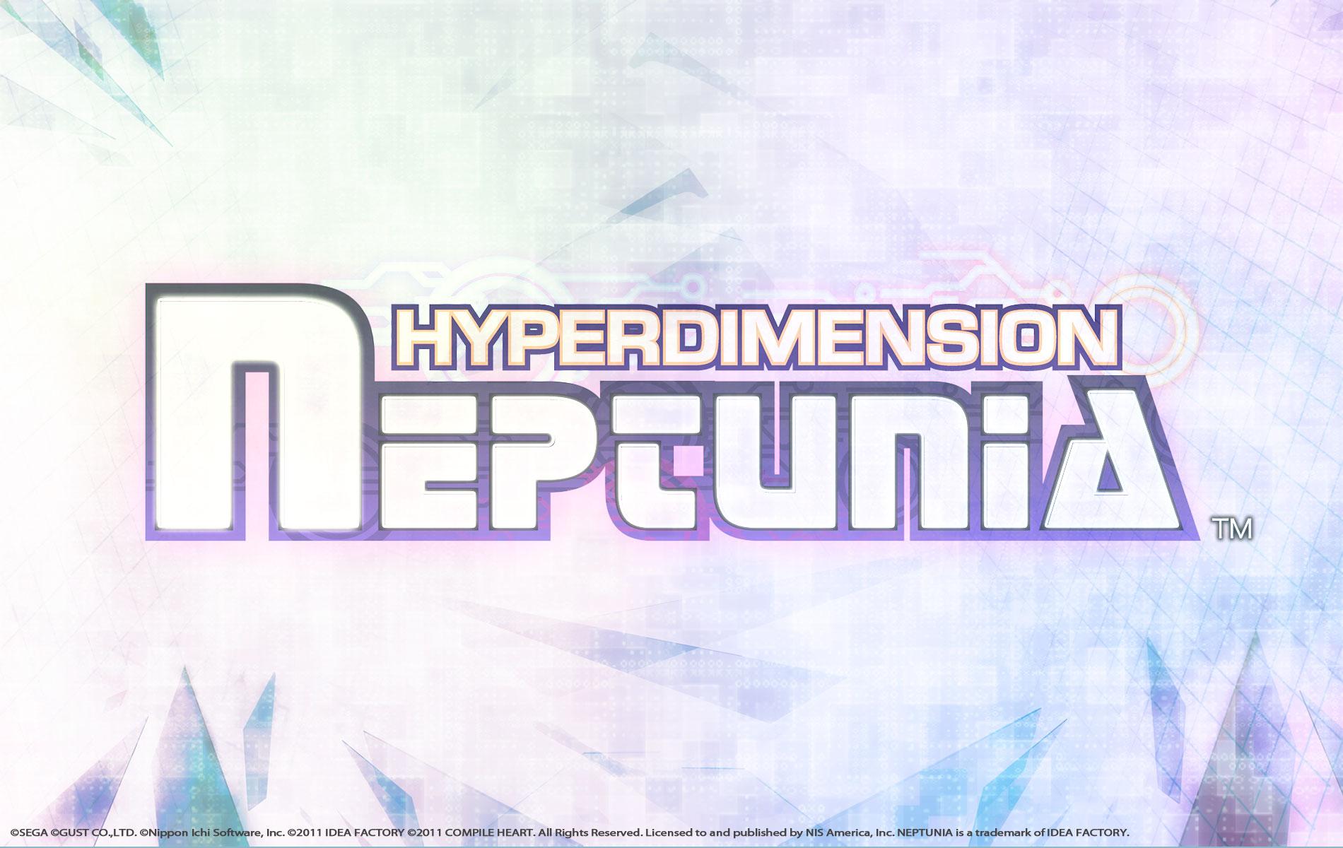 Hyperdimension Neptunia Wallpaper 019