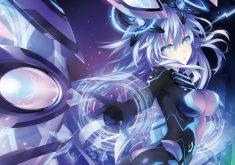 Megadimension Neptunia VII Wallpaper 007 – Main Theme