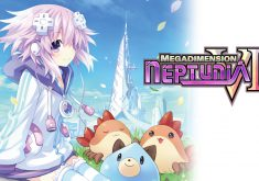 Megadimension Neptunia VII Wallpaper 008 – Neptune Main Theme