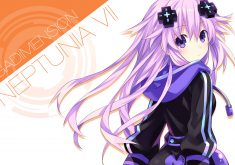 Megadimension Neptunia VII Wallpaper 010 – Adult Neptune