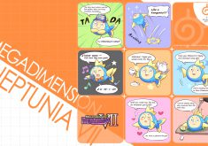 Megadimension Neptunia VII Wallpaper 015 – Umio