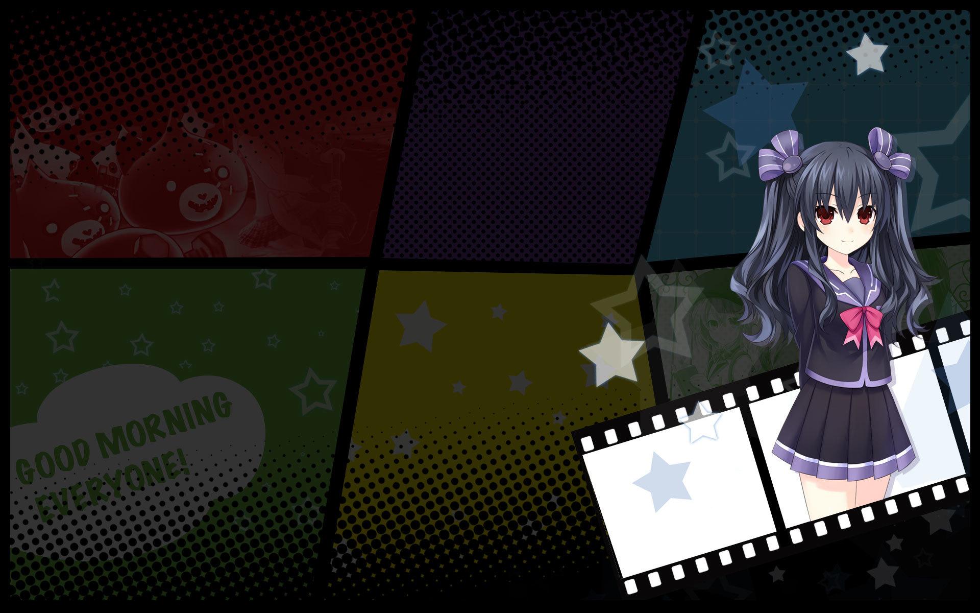 MegaTagmension Blanc + Neptune vs Zombies Wallpaper 008 – Uni