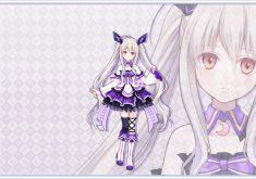 Omega Quintet Wallpaper 006 – Aria