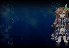 Superdimension Neptune vs SEGA Hard Girls Wallpaper 001 – IF