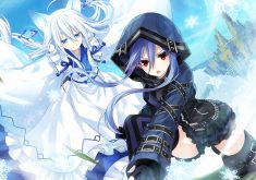 Fairy Fencer F Wallpaper 009 – Ethel