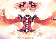 Fairy Fencer F Wallpaper 012 – Eryn