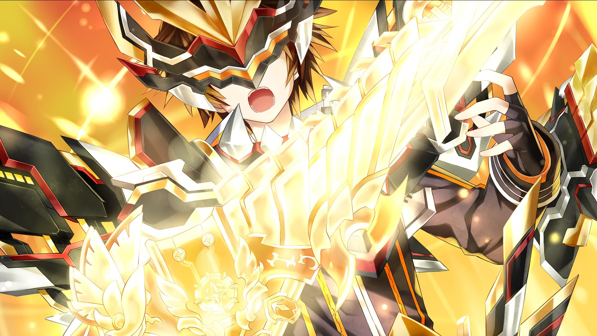 Fairy Fencer F Advent Dark Force Wallpaper 014 Fang Faerized