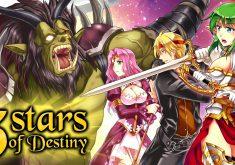 3 Stars of Destiny Wallpaper 008