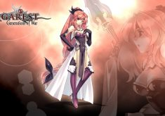 Agarest Generations of War Wallpaper 012 – Valeria