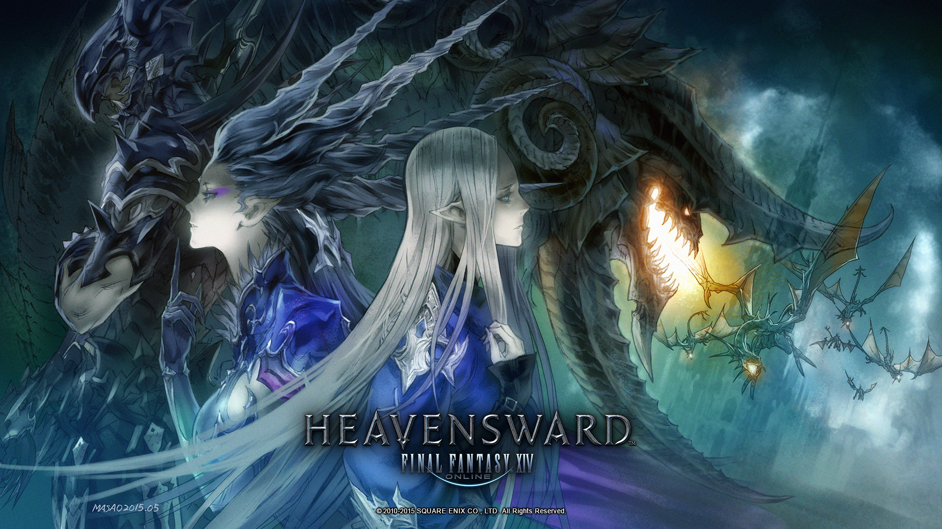 Final Fantasy Xiv Wallpaper 070 Wallpapers Ethereal Games