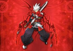 BlazBlue: Central Fiction Wallpaper 011 – Ragna the Bloodedge