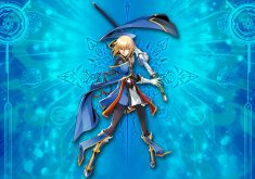 BlazBlue: Central Fiction Wallpaper 012 – Jin Kisaragi