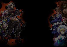 .hack//G.U. Last Recode Wallpaper 004 – Main Characters