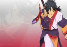 Tales of Berseria Wallpaper 009 – Rokurou