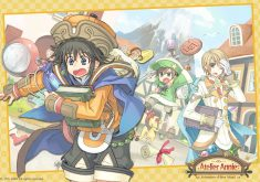 Atelier Annie Alchemists of Sera Island Wallpaper 001