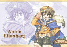 Atelier Annie Alchemists of Sera Island Wallpaper 002 Annie Eilenberg