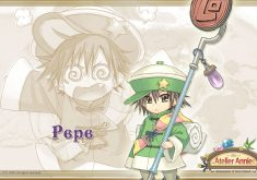 Atelier Annie Alchemists of Sera Island Wallpaper 004 Pepe