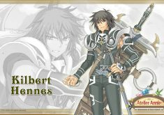 Atelier Annie Alchemists of Sera Island Wallpaper 005 Kilbert Hennes