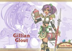 Atelier Annie Alchemists of Sera Island Wallpaper 006 Gillian Clout