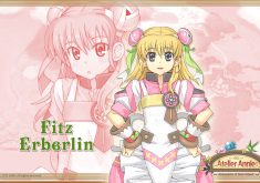 Atelier Annie Alchemists of Sera Island Wallpaper 009 Fitz Erberlin