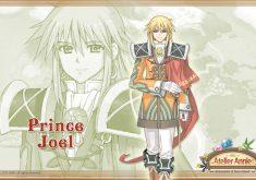 Atelier Annie Alchemists of Sera Island Wallpaper 012 Prince Joel