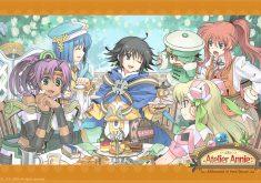 Atelier Annie Alchemists of Sera Island Wallpaper 014