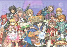 Atelier Annie Alchemists of Sera Island Wallpaper 015