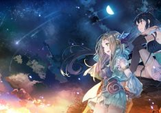 Atelier Firis: The Alchemist and the Myterious Journey Wallpaper 001