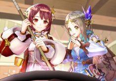 Atelier Firis: The Alchemist and the Myterious Journey Wallpaper 002