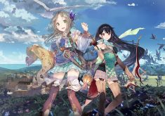 Atelier Firis: The Alchemist and the Myterious Journey Wallpaper 004