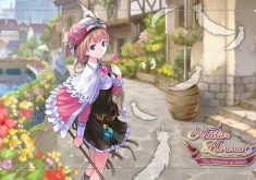 Atelier Rorona: The Alchemist of Arland Wallpaper 001 Rorona Frixell