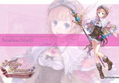 Atelier Rorona: The Alchemist of Arland Wallpaper 002 Rorona Frixell