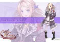 Atelier Rorona: The Alchemist of Arland Wallpaper 003 Cordelia Von Feuerbach