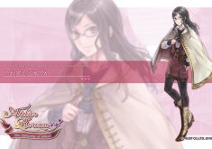 Atelier Rorona: The Alchemist of Arland Wallpaper 004 Astrid Zexis