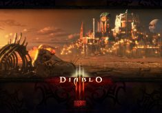 Diablo III Wallpaper 007