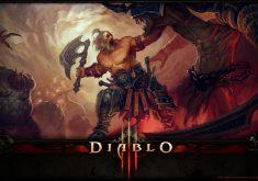 Diablo III Wallpaper 011 Barbarian