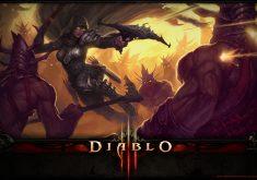 Diablo III Wallpaper 012 Demon Hunter