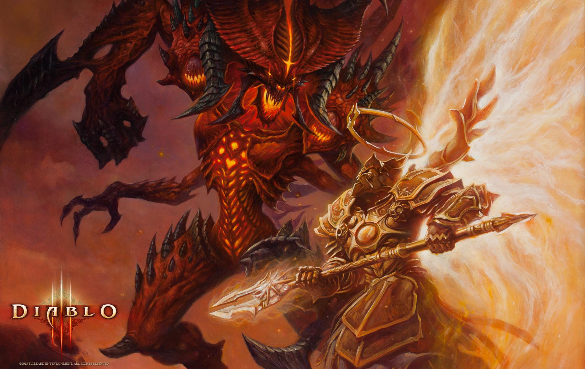 Diablo III Wallpaper 029